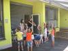 Vrtčevske gibalne minutke z učenci iz šole